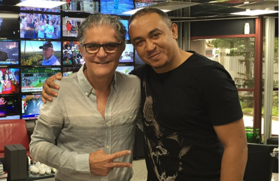 Daddy Freeze and Ali Mousalli