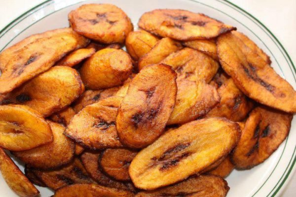 Good old fried plantain