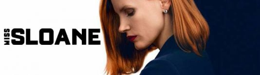 Miss Sloane - Friday, December 9