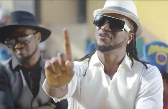 I never left Psquare… I waited two months before moving…