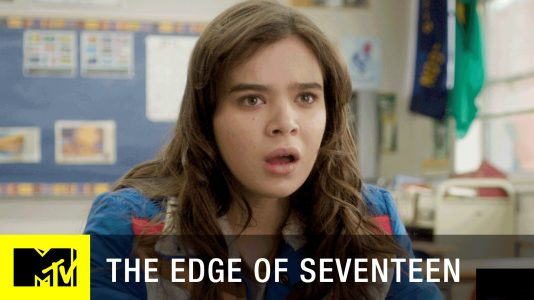 The Edge of Seventeen - Friday, November 18