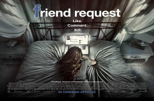 Friend Request - Friday, October 7