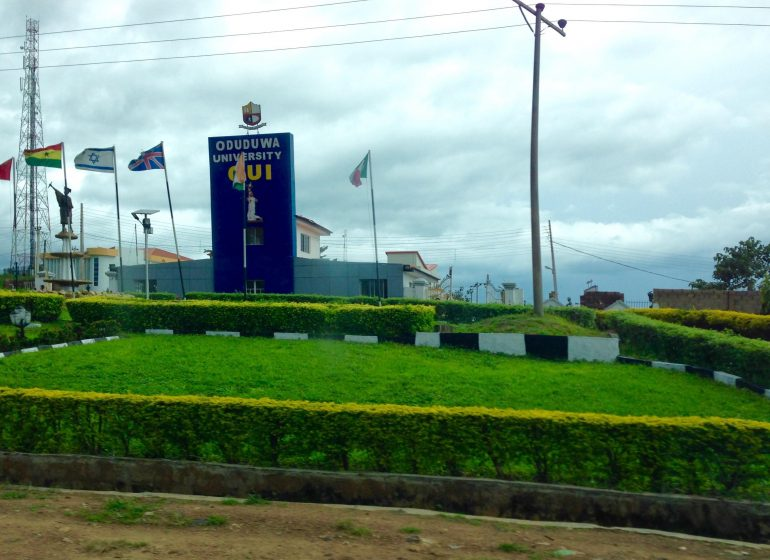 27 first class graduates offered employment by Oduduwa varsity | TheCable.ng