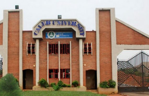 Caleb University to adopt JAMB's 120 cut-off mark