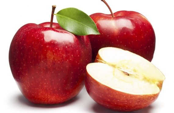 VIDEO: Apples, grapes — nine fruits and vegetables that contain…
