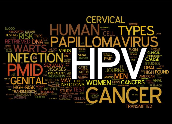 HPV and oral cancer
