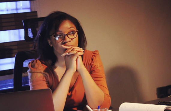 Omotola Jalade-Ekeinde speaks about losing her father | TheCable.ng