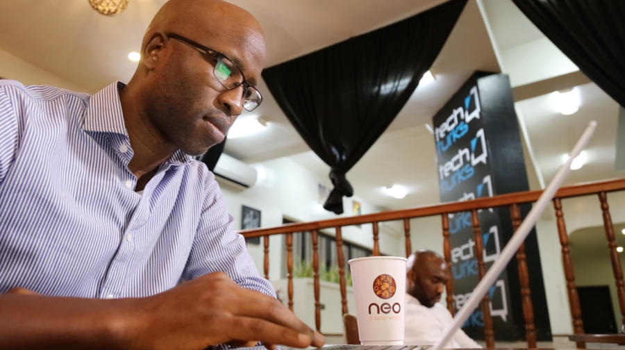 Neo Cafe, CNN African Start