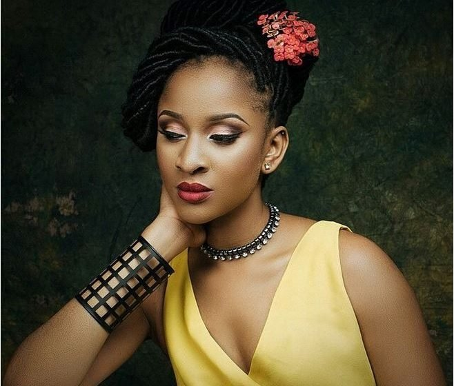 Adesua Etomi is among the best actresses in Nollywood, according to Charles Novia | TheCable Lifestyle