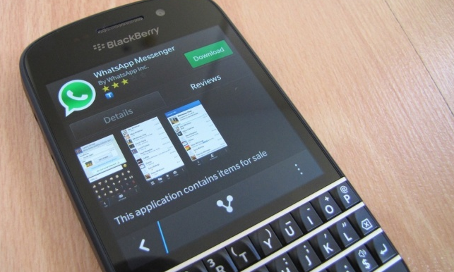 WhatsApp extends quit notice given to Blackberry users