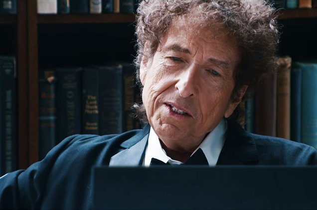 "Bob Dylan chooses pre-existing ""commitments"" over Nobel Prize ceremony"