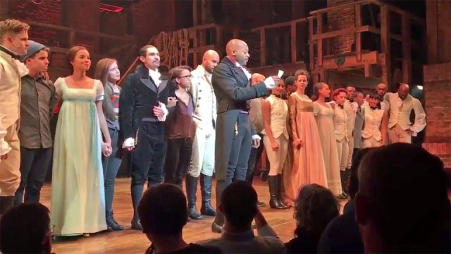 Cast of Hamilton | TheCable Lifestyle