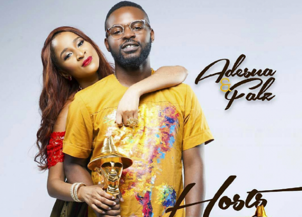 Falz and Adesua Etomi are hosts of Headies 2016 | TheCable Lifestyle