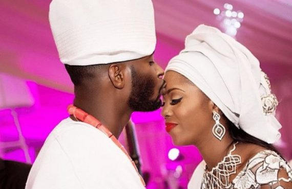 Tee Billz — not Tiwa Savage — filed for divorce
