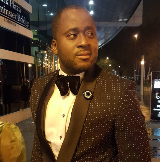 Desmond Elliot is ahead of his peers, fashion wise | TheCable Lifestyle