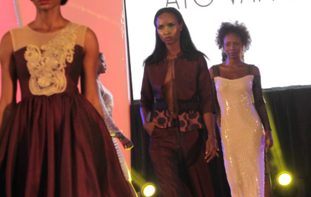 Ayo Van Elmar at ELOY Awards 2016 | TheCable Lifestyle