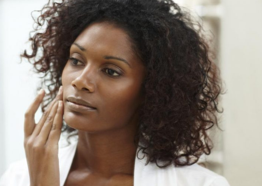 5 ways to control menstrual pimples | TheCable Lifestyle