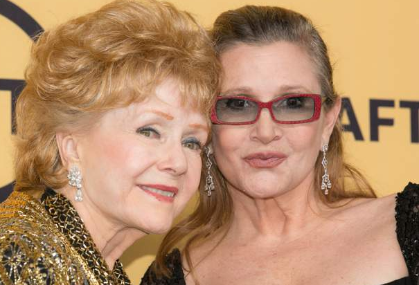 Debbie Reynolds, mother of Carrie Fisher, is dead | TheCable Lifestyle
