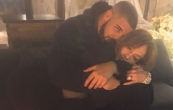 Drake and Jennifer Lopez | TheCable Lifestyle