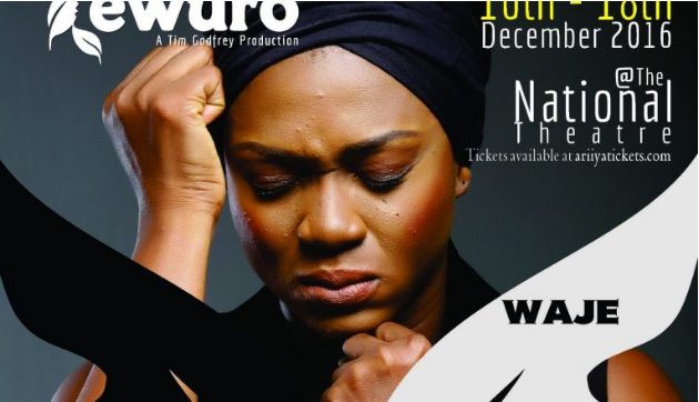 Waje stars in 'Ewuro', a musical by Tim Godfrey | TheCable Lifestyle