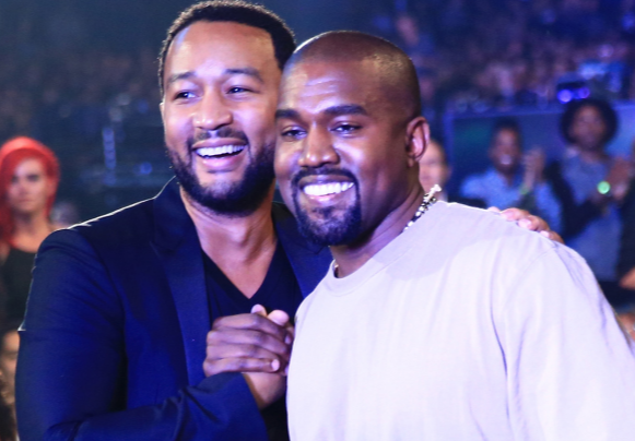John Legend disappointed with Kanye West | TheCable Lifestyle