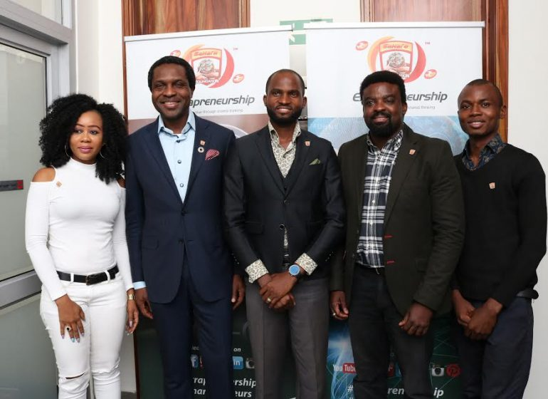 Joseph Duke wins Sahara Group's 'Grooming Film Extraprenuers with Kunle Afolayan' | TheCable Lifestyle