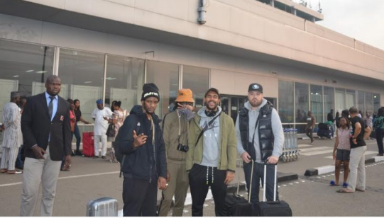 WSTRN and Migos in Nigeria for Beat FM concert | TheCable Lifestyle
