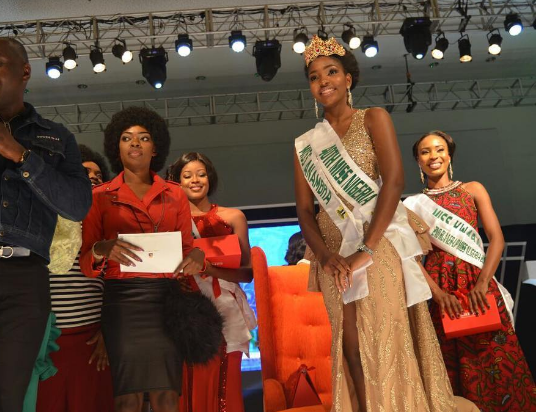 Miss Anambra is the 40th Miss Nigeria | TheCable Lifestyle