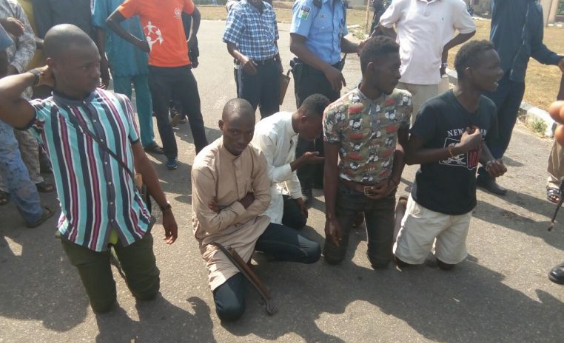 FUTA student leaders, dean arrested | TheCable Lifestyle