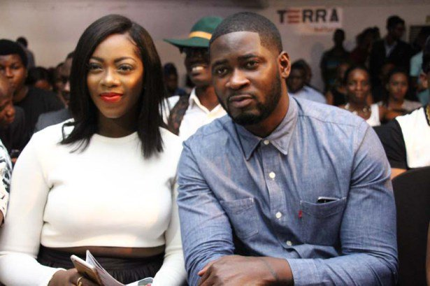Tiwa savage surprised by Teebillz on stage at AFRIMMA + FULL list of winners | TheCable Lifestyle