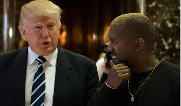 Kanye West visits Donald Trump | TheCable Lifestyle