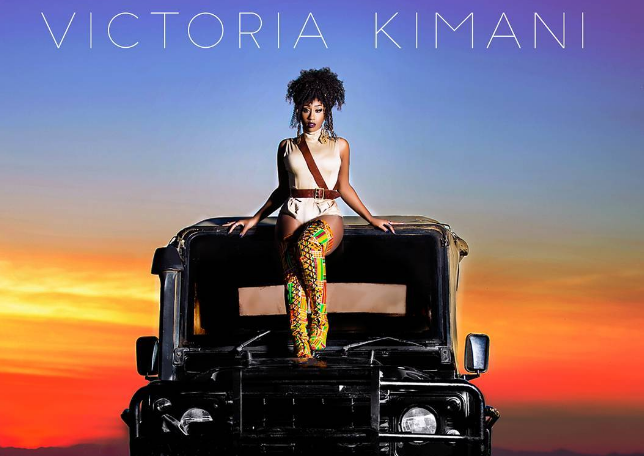 Victoria Kimani's first album is out | TheCable Lifestyle