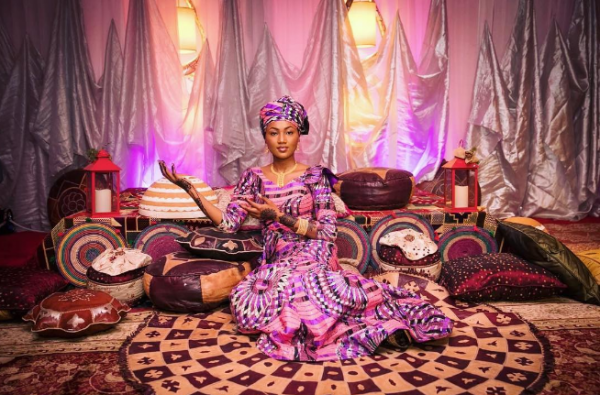 Zahra Buhari celebrates henna night | TheCable Lifestyle