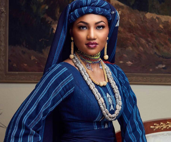 Zahra Buhari and Ahmed Indimi wed | TheCable Lifestyle