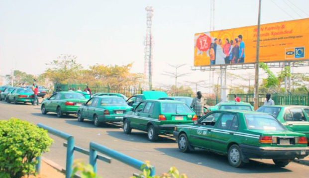Abuja Taxi drivers affected by airport closure | TheCable Lifestyle