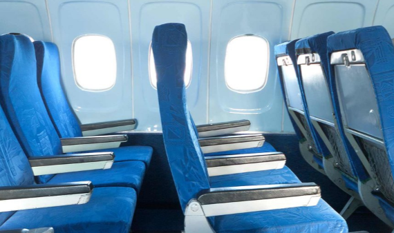 Airplane seating position ~ TheCable Lifestyle