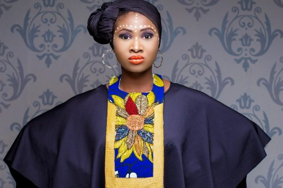 PHOTOS: Gbenga Artsmith presents avant-garde 'Black Magic' collection