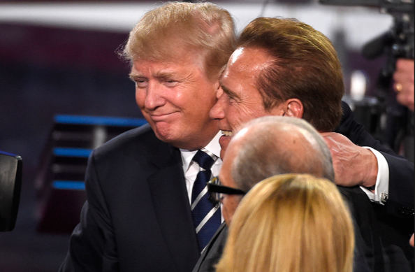 Donald Trump mocks Schwarzenegger | TheCable Lifestyle