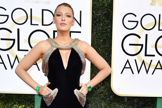 Blake Lively among best dressed women at Golden Globes | TheCable Lifestyle
