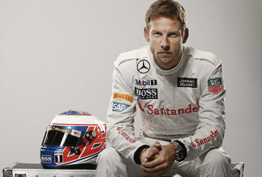 Jenson Button test drives Airbus | TheCable.ng