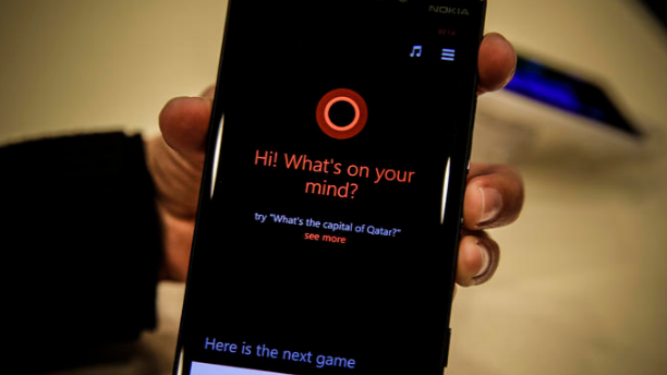 Microsoft's Cortana | TheCable Lifestyle