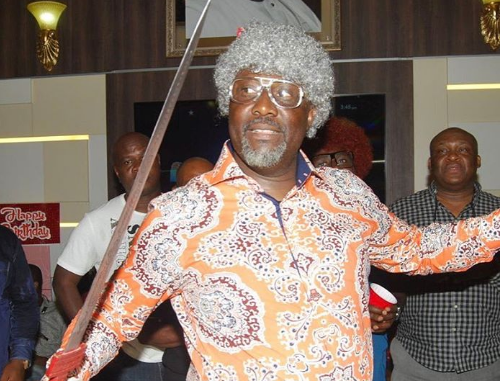 Dino Melaye's Soul Train birthday party | TheCable Lifestyle