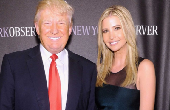 Donald Trump and daughter, Ivanka | TheCable Lifestyle