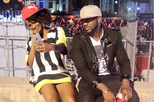 Eva Alordiah and fiance, King Caesar | TheCable Lifestyle