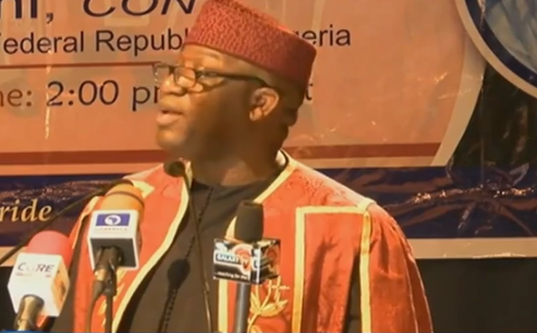Fayemi tells Nigerian youths to quit whining | TheCable Lifestyle