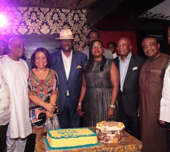 Bisi Olatilo celebrates birthday | TheCable Lifestyle