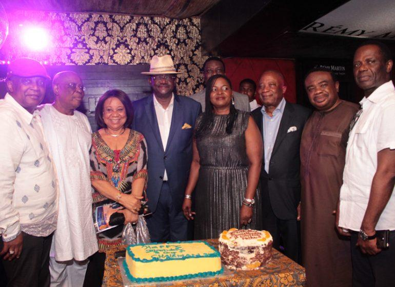 Bisi Olatilo celebrates birthday   TheCable Lifestyle