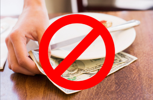 Japanese don't tip | TheCable Lifestyle