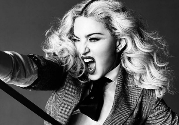 Madonna says 'blowing up White House' comments were metaphoric | TheCable Lifestyle