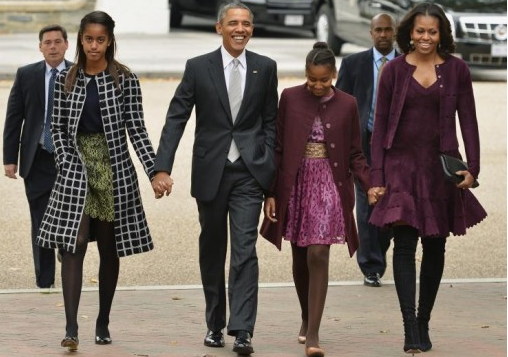 Barack Obama and family | TheCable Lifestyle